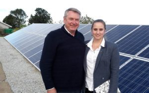 Solar Company promoting Photovoltaics in Cape Town