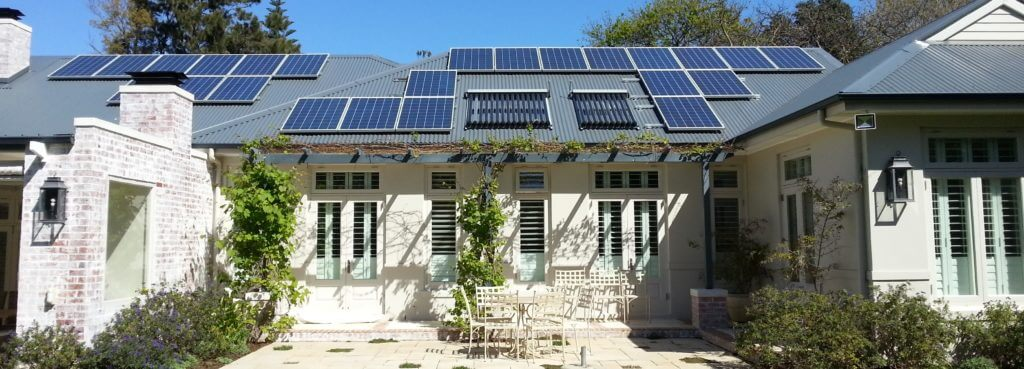 Residential Solar System Cape Town, Battery, grid-interactive