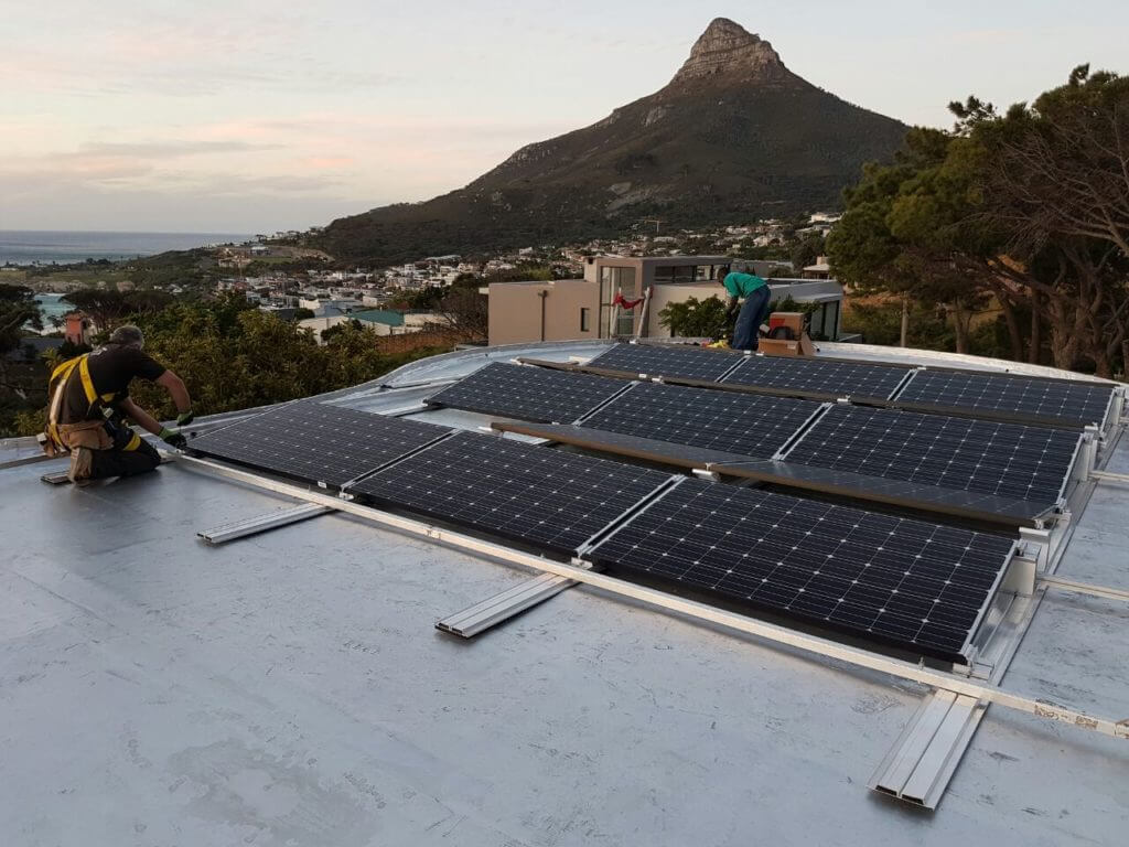 Residential PV System for Camps bay