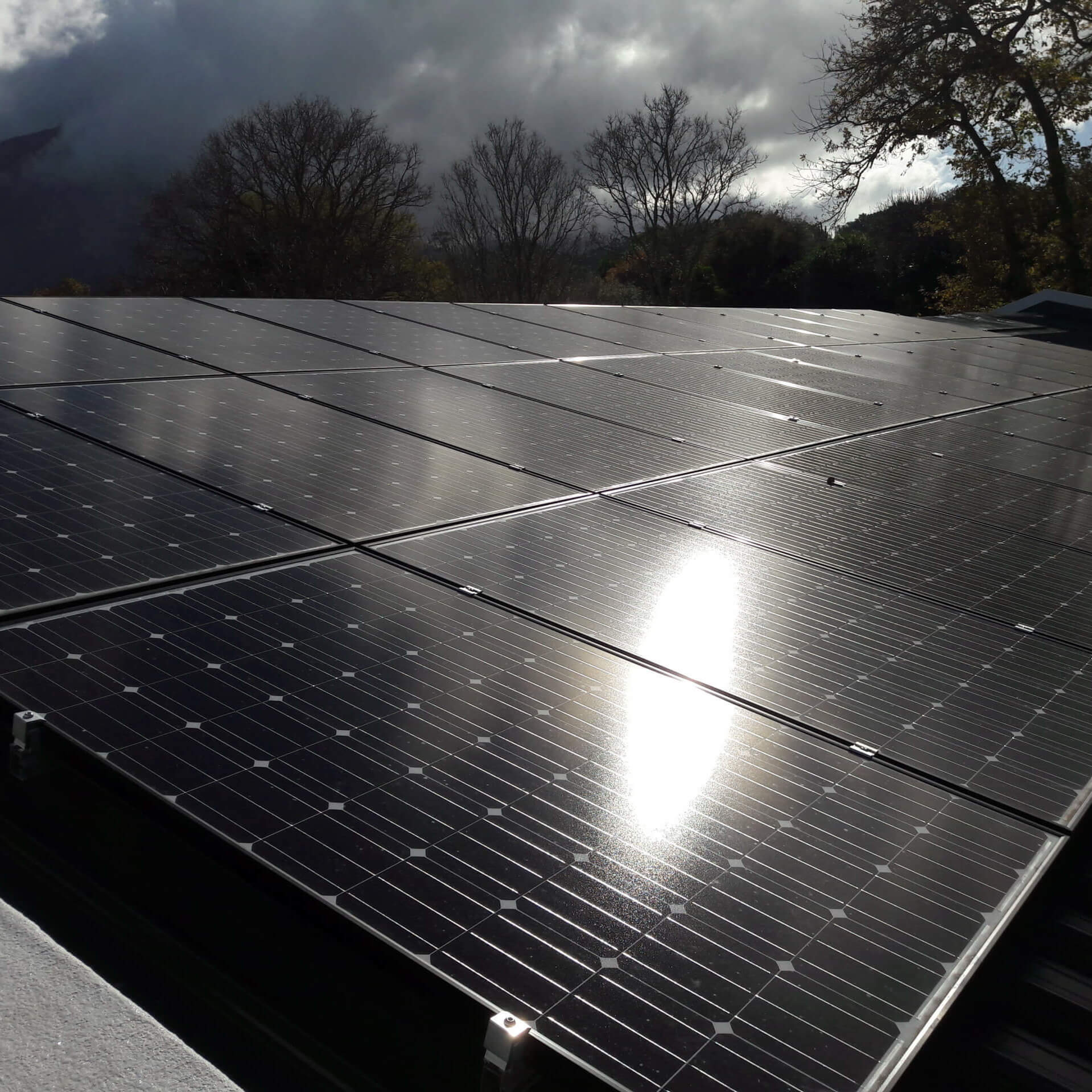 Residential Solar Power System in Cape Town