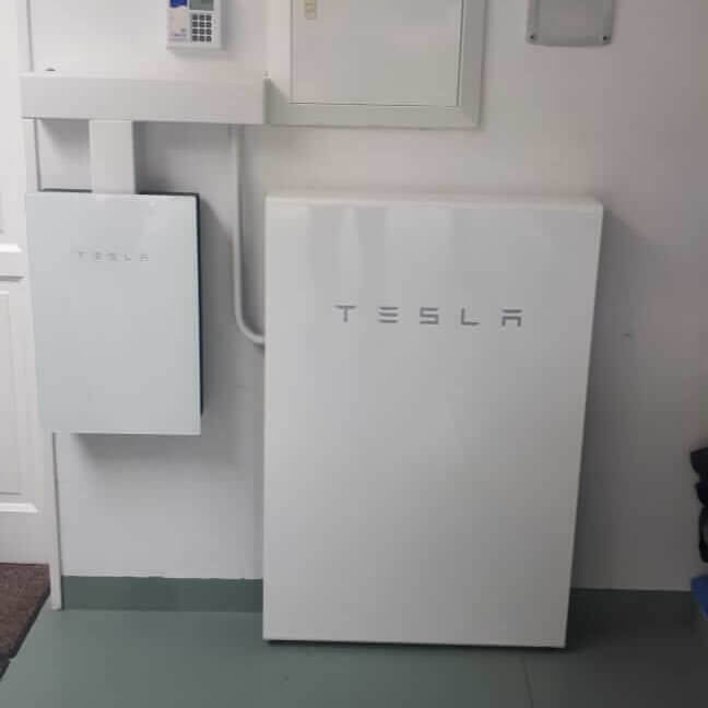 Tesla Powerwall 2 in a Home in Claremont - Cape Town