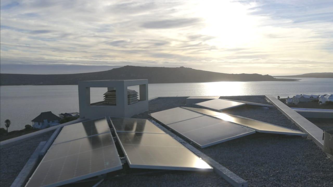 Solar Panel System in Langebaan